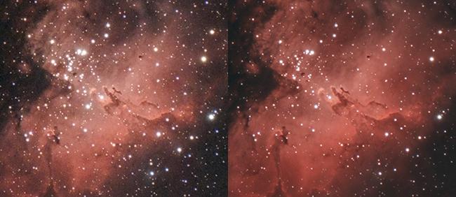 Messier 16 The Eagle Nebula