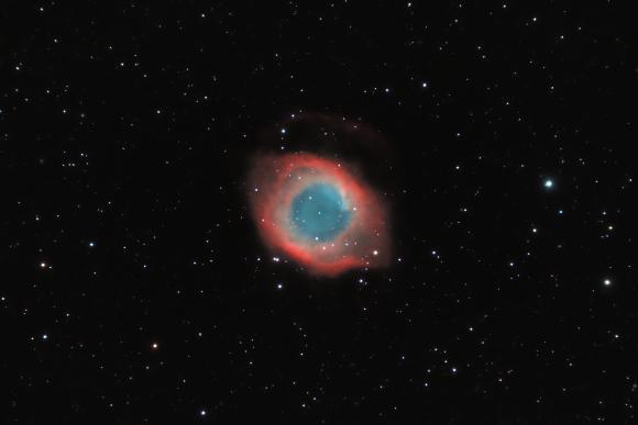 NGC7293 The Helix Nebula.